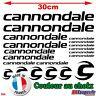 20 Stickers Cannondale - Autocollants Adhésifs Cadre Velo Bike VTT Montain - 184