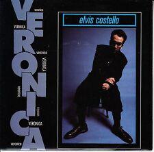 "ELVIS COSTELLO  Veronica PICTURE SLEEVE 7"" 45 record NEW + juke box title strip"