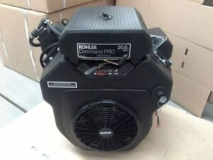 Kohler CH640-Horizontal Engine Kohler Command Pro