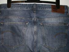 G-Star raw 3301 tapered fit jeans W36 L34