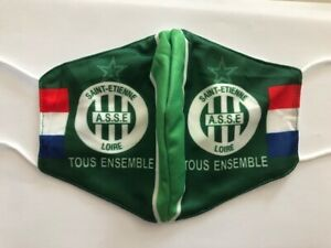 AS SAINT ETIENNE  ASSE TOP TISSU ADULTE no maillot foot