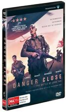 Danger Close DVD The Battle of Long Tan Richard Roxburgh Daniel Webber