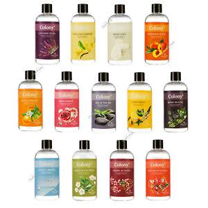 Wax Lyrical Colony Reed Diffuser Oil Refill 200ml Various Fragrances