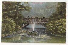 Battersea Park London 1907 Postcard 885b
