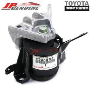 GENUINE SCION 05-10 tC OEM ENGINE TORQUE STRUT MOUNT SIDE BRACKET 12305-28220