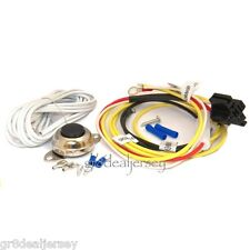 New Dixie Horn Installation Wire Kit with Horn Button and Power Fuse