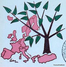 Yt 1358 EUROPA 1962    FRANCE  FDC  ENVELOPPE PREMIER JOUR