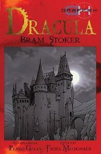 New, Dracula (Graffex), Fiona Macdonald, Bram Stoker, Book