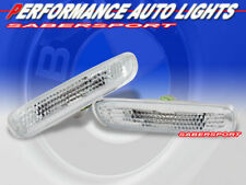 Clear Side Marker Lights for 99-01 BMW E46 4dr / 00-03 E46 Coupe & Convertible