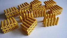 100 x 5mm YELLOW RAW PLUGS - WALL PLUGS RAWL FIXINGS