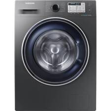 Samsung WW80J5555FC ecobubble™ A+++ Rated 8Kg 1400 RPM Washing Machine Graphite