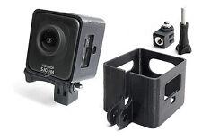Frame Mount + Tripod Mount f. SJCAM M10 Action Cam Rahmen Zubehör Stativ Adapter