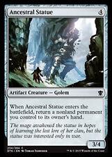 MTG 4x ANCESTRAL STATUE - STATUA ANCESTRALE - DTK - MAGIC