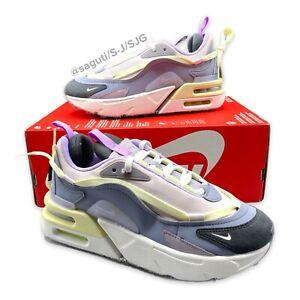 Nike Air Max Furyosa Women 'Lavender ' Venice Ashen Slate Size 7.5 (CZ4149-400)