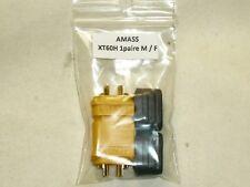 Connecteur XT60H, XT60 H 1 paire Male Femelle AMASS (Original)
