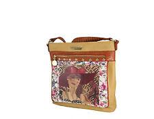 Bora Bora USA Cross Body Fashion Print Purse Handbag Fashionista