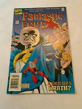 1995 Fantastic Four Vol 1 No 397 Marvel Direct Edition Comic Book