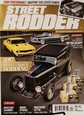 Street Rodder Apr 2018 2017 Painless Performace Triple Crown FREE SHIPPING