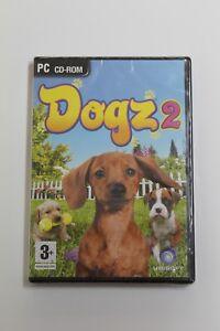 Dogz 2 PC Set Cd-Rom. Language French, New And Sealed