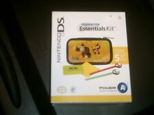 Nintendo DS DONKEY KONG  Character Case Essentials Kit 5 Pc Set Brand New