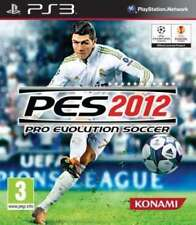 PES 2012 PRO EVOLUTION SOCCER PS3 SONY PLAYSTATION 3 NUOVO ITALIANO