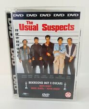 The Usual Suspects, Rare 1998 Super Jewelcase Release, Dutch Version,