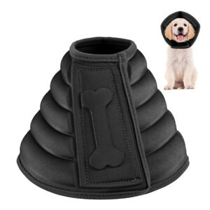 Dog Cone Collar for After Surgery, Anti-Bite Pet Recovery Protective Collar