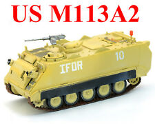 Easy Model 1/72 US M113A2 IFOR NO.10 Tracked Armoured Carrier Plastic #35009