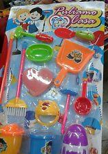 Set pulizia della casa Kit gioco ottima qualita giocattolo toy