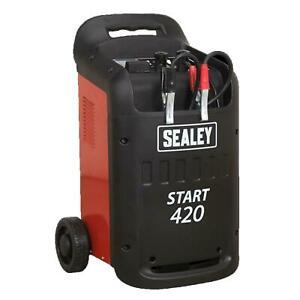 Sealey START420 Starter / Charger 420/60Amp 12/24V 230V