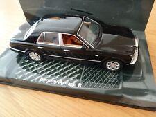 1/43 scale Minichamps Bentley Arnage R in Black