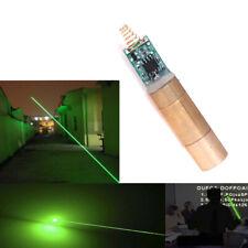 3D scanner 532nm 30-50mW Green Laser Module  Laser Diode light Free Driv$m