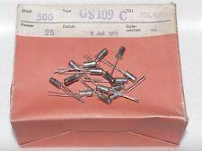 GS109C RFT Germany Germanium Ge Transistors PNP GS109 ~GS112  AC122 AC125, 30pcs
