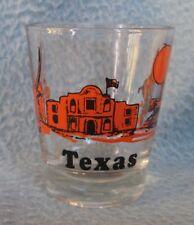 Alamo Texas Attractions Souvenir Shot Glass