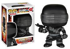 ***SNAKE EYES #42 - G.I. JOE - POP! VINYL FIGURE - BRAND NEW***