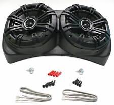 """Select Increments 1955-1995 Jeep CJ YJ Wrangler Centra Pod Kicker 6.5"""" Speakers"""