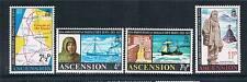 Ascension 1972 Shackleton's Anniversary SG159/62 MNH