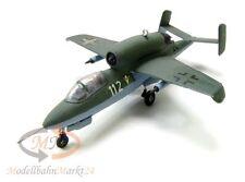 Luftwaffe Heinkel He 162 98842 Volksjäger Düsenjäger bemalt Scale ca. 1:72