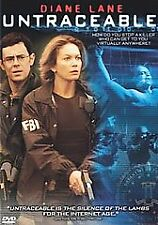 UNTRACEABLE (DVD, 2008) Diane Lane