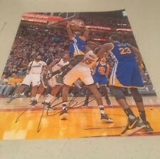 Kevin Durant Autographed 11x14 Golden State Warriors NBA Finals Black