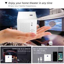DLP Mini Projektor Für Smartphone Projektor Full HD 1920X1080p Mit HDMI USB