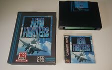 AERO FIGHTERS 2 MINT LIKE NEW EURO US VERSION NEO GEO AES RARE SNK shmup orig