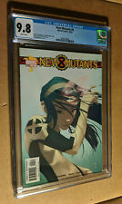 New Mutants #4 Sick Middleton Cover 1st Appearance Prodigy CGC 9.8 NM+M