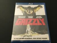 Grizzly (Blu-ray, 1976) Limited Edition, Scorpion Releasing, Region Free