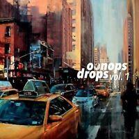 OONOPS DROPS 1 DIGIPAK  CD 13 TRACKS NEW!