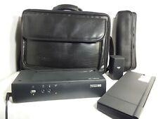 HP Deskjet 340 PC Portable Printer Bundled w/case Additional Color Ink Cartridge
