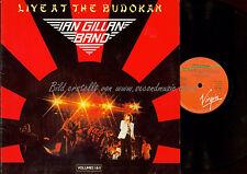 DLP--Ian Gillan Band – Live At The Budokan Volumes I & II