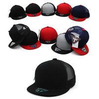 Sommer Gaze Kinder Jungen Mädchen Mütze Baseball Cap Kappe Hut Snapback Basecap