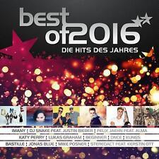 Various - Best Of 2016-Die Hits Des Jahres - CD NEU //0