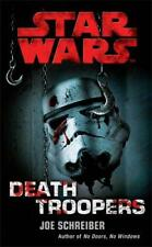 Star Wars: Death Troopers by Joe Schreiber | Paperback Book | 9780099542889 | NE